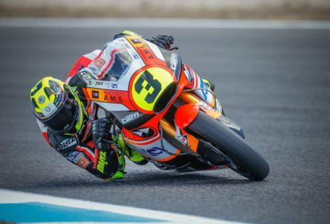 FIM CEV Moto2 | Estoril